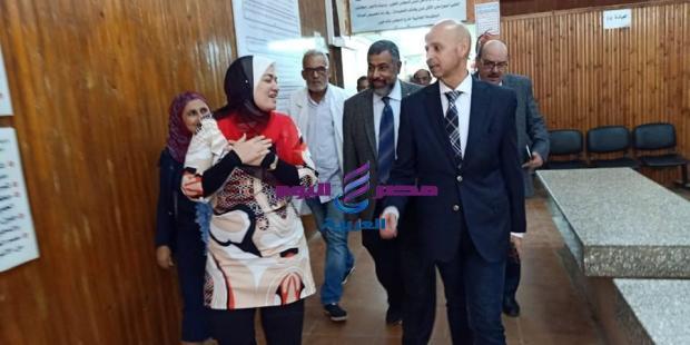 مدرية صحة الشرقية تهنئ د/إيناس حمدى لفوزها بجائزة المركز الأول للتميز الحكومى |