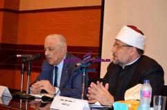 وزيرا الأوقاف والتعليم يفتتحان الدورة التدريبية لمعلمي التربية الدينية |