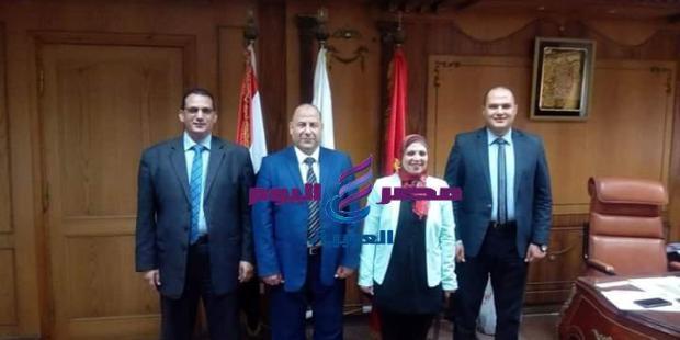 تهنئة للدكتورة مايسة جمال فرغلي لتوليها نقيب الاجتماعيين ببورسعيد |