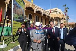 مشاركة وزير الأثار في الاحتفال بمرور 150 عام على افتتاح قناة السويس  