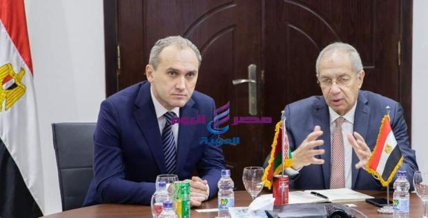 وفد من بيلاروسيا يزور المطنقه الاقتصادية لقناة السويس لبحث فرص الاستثمار  