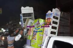 حملة ليلية بسوهاج |