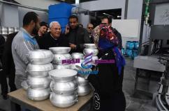 محافظ بورسعيد يشيد بالمستوى بالإنتاجى لمصنع أفينا للأدوات الكهربائية |