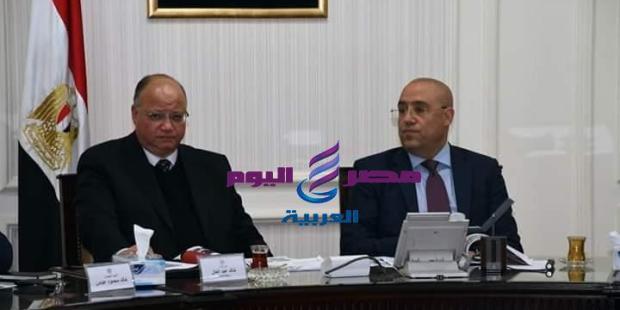 وزير الإسكان ومحافظ القاهرة يستعرضان المُخطط المقترح لمشروع تطوير كنيسة العذراء |