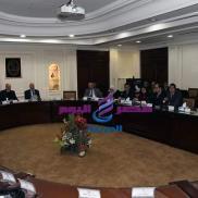 وزير الإسكان ومحافظ القاهرة يستعرضان المُخطط المقترح لمشروع تطوير كنيسة العذراء
