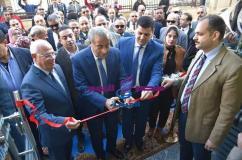 محافظ بورسعيد يستقبل وزير التموين لافتتاح وتفقد عدد من المشروعات |