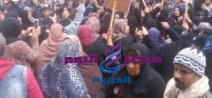انفراد / اهل الطفله علياء والتفاصيل الكامله مع جريدة مصر اليوم العربيه -