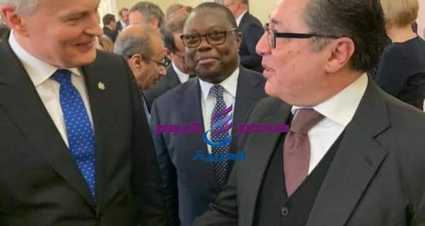 سفير مصر غير المقيم لدى ليتوانيا يلتقى رئيس جمهورية ليتوانيا | سفير مصر