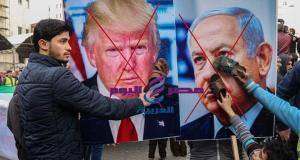صور.. فلسطينيون يشاركون في فعالية   صور.. فلسطينيون