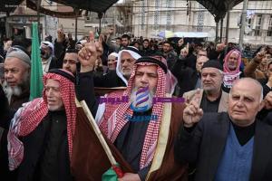 صور.. فلسطينيون يشاركون في فعالية