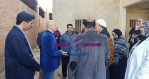 حملة مرور علي الوحدات الصحية ببلبيس ومنيا القمح | حملة مرور علي الوحدا