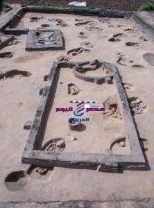 بالصور الكشف عن ٨٣ مقبرة بمنطقة آثار كوم الخلجان بمحافظة الدقهلية   بالصور الكشف