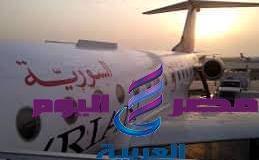 انطلاق أول رحلة جوية إلى مطار حلب بعد توقف دام 8 سنوات - انطلاق