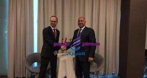 تعاون مشترك بين وزير النقل المصرى ووزير البنية التحتية السويدى | تعاون مشترك