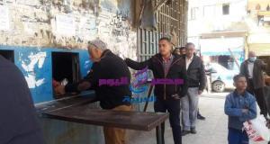تموين بورسعيد تصدر تحذير شديد لأصحاب المخابز