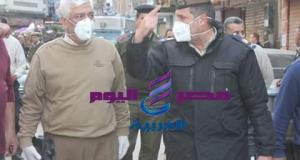 رئيس مدينة دسوق : إستمرار تعقيم الشوارع والمصالح الحكومية. | دسوق