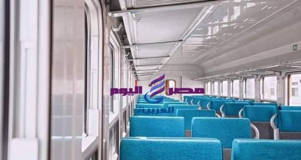 عاجل روسيا تبدا شحن اكبر صفقة قطارات الي مصر