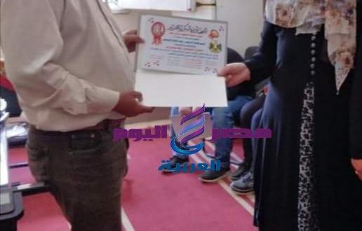 المنجى بتأهيل الزرقا تكرم من حراس مصر لتبنيها ذوى الهمم وإبراز مواهبهم بدمياط