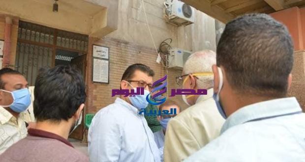 التشغيل التجريبي لأكبر مجمع للعنايات المركزة بجامعة المنصورة عقب عيد الفطر المبارك