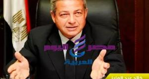 خالد عبد العزيز فى انتخابات رئاسة الزمالك | انتخابات