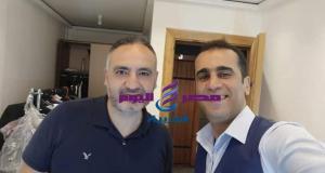 بالصورة..الإعلامي يوسف عابدين يهنئ صديقه المخرج أحمد عوض بعيد ميلاده | الإعلامي يوسف