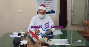 مدير إدارة أوقاف الرمل يهنئ الرئيس عبد الفتاح السيسي والأمة الاسلامية بعيد الأضحى | مدير إدارة