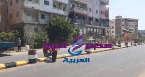 الميدان الإبراهيمى القلب النابض لمدينة دسوق يتألم