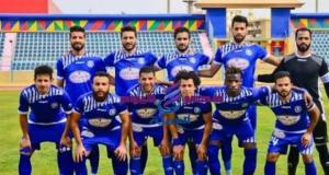 التعادل الإيجابي يحسم اللقاء بين أسوان ونادي مصر بالدوري