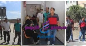 لبيب يواصل جولاتة الميدانية بتفقد شوارع شباس الملح
