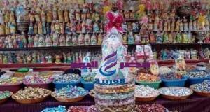 عرائس الحلوى للاحتفال بالسنة الهجرية الجديدة | عرائس الحلوى