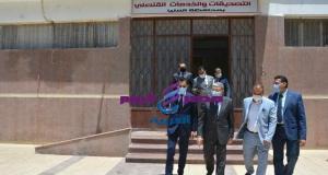 إفتتاح مكتب التصديقات والخدمات القنصلي غدا بالمنيا