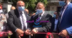 محافظ الإسكندريةيفتتح مركز خدمات محرم بك التموينى المتطور | محافظ الإسكندرية