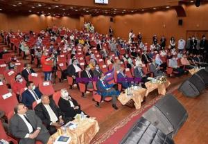 ختام فعاليات مهرجان المنصورة الرقمى الاول للمواهب بجامعة المنصورة | المنصورة