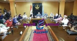 محافظ كفر الشيخ يتابع الإستعدادات لإنتخابات مجلس النواب.