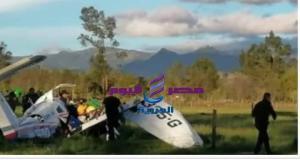 معجزة : تحطيم طائرة خاصة في كولومبيا نتج عنه وفاة 3اشخاص ونجاة طفل عمره عام | كولومبيا