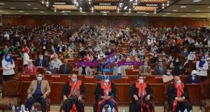 كلية الحقوق بجامعة المنصورة تنظم حفل تخرج الدفعة 43 | كلية الحقوق
