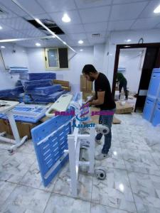 إنشاء مستشفى بمنشأة جنزور التابعة لمركز ومدينة طنطا بجهود ذاتية لخدمة أهالي القرى | إنشاء