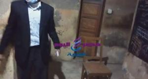 حملة لغلق مراكز الدروس الخصوصية بقرية شباس الشهداء بدسوق | حملة لغلق