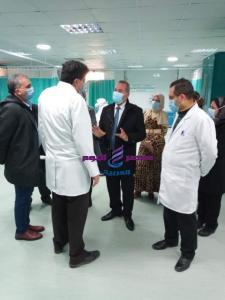 وحدة عناية مركزة جديدة بمستشفى المنصورة الدولي تفتتح الأيام المقبلة   عناية