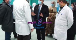 وحدة عناية مركزة جديدة بمستشفى المنصورة الدولي تفتتح الأيام المقبلة | عناية