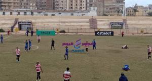دمنهور يفوز على بلدية المحلة بهدف دون مقابل في دوري القسم الثاني | يفوز