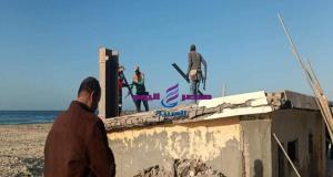 التصدي لظاهرة البناء المخالف في جميع احياء الإسكندرية
