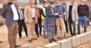 محافظ الغربية: نولي أهمية كبيرة لتطوير مدينة المحلة الكبرى | الغربية