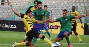 مصر المقاصة يقسو علي وادي دجلة بثلاثية في الدوري
