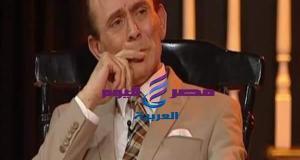 بكلمات حزينه الفنان محمد صبحى يرثو صديقه الفنان يوسف شعبان | حزينه