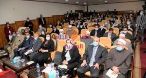 مشاركة محافظ الغربية في لقاء الأخوة الإنسانية بجامعة الأزهر