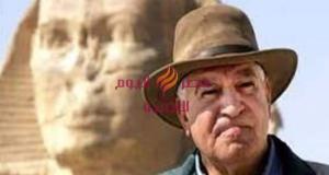 ملوك الدولة القديمة .. تهدى زاهى حواس منصب عالمى بعد الموكب الفرعونى المهيب