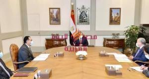"""السيد الرئيس يوجه بزيادة عدد منافذ توزيع السلع في سلسلة معارض """"أهلاً رمضان"""" إلى ٢١٠٠ معرض لتوزيع السلع الغذائية"""