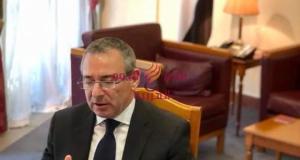 سفير مصر في لندن يجري لقاءً مع رئيسة البنك الأوروبي لإعادة الإعمار والتنمية