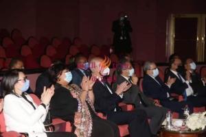 الرئيس التونسي قيس سعيد يشهد أمسية فنية مصرية تونسية بالأوبرا | الرئيس